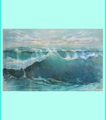 The Jade Wave